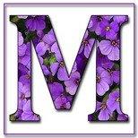 Felicitari cu nume Litera M