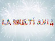 Felicitari de la multi ani Marga