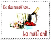 Felicitari de Ziua Numelui Zamfir