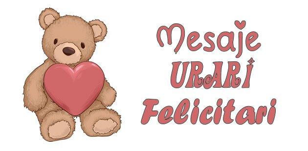 Mesaje Urari Felicitari - mesajeurarifelicitari.com