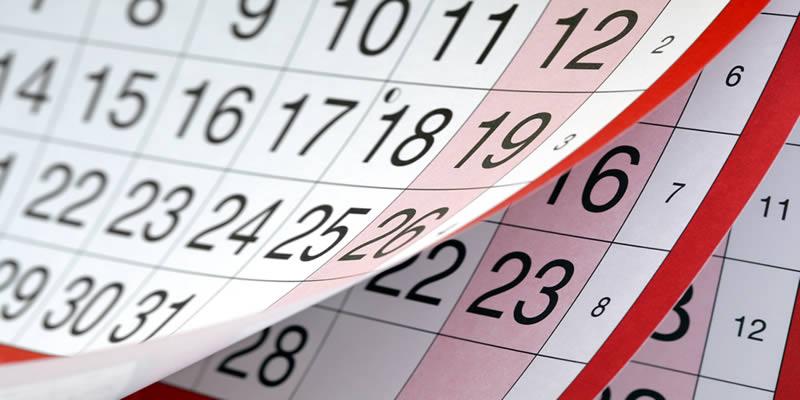 Calendar Sărbători