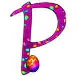 Cartoline con nome P