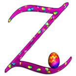Cartoline con nome Z