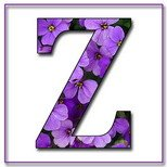 Greeting Cards With Name Letter Z