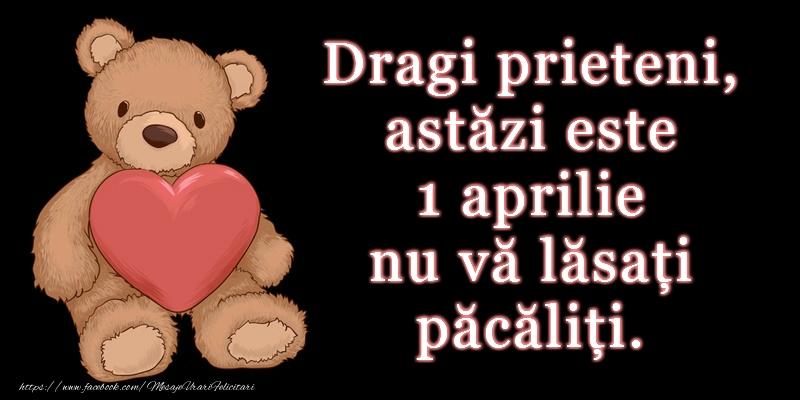 Felicitari de 1 Aprilie - Un 1 Aprile plin de zambete!
