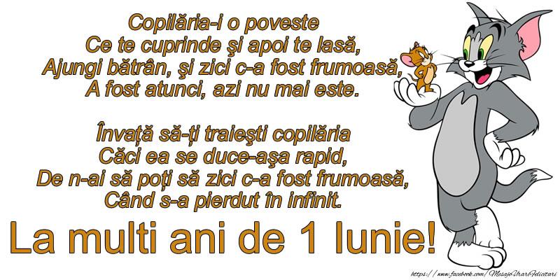 1 Iunie Poezie despre copilarie: La multi ani de 1 Iunie!