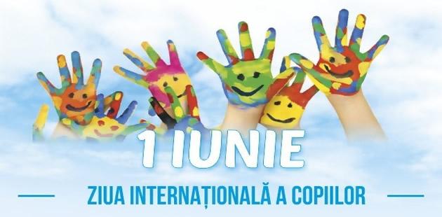 1 Iunie: Mesaje şi urări, felicitări, video şi felicitări muzicale şi animate