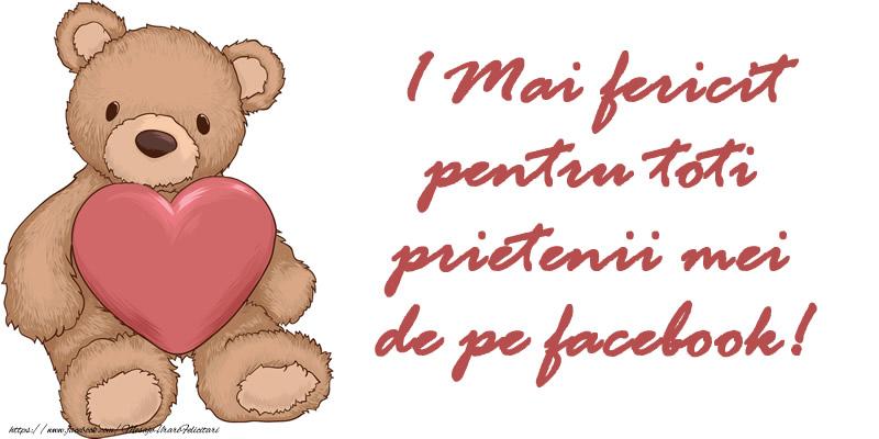 1 Mai 1 Mai fericit pentru toti prietenii mei de pe facebook!