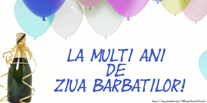 Felicitari de 23 Februarie - La multi ani de ziua barbatilor!