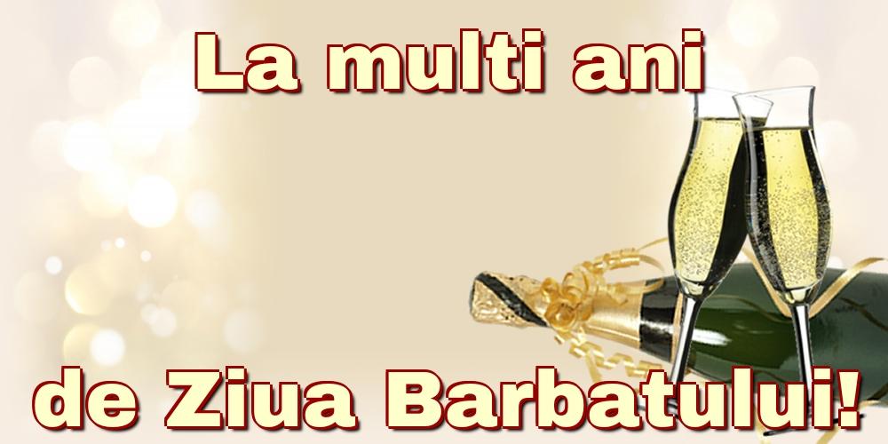 Felicitari de 23 Februarie - La multi ani de Ziua Barbatului!