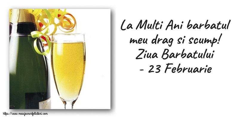 Felicitari de 23 Februarie - 23 Februarie - Ziua Barbatului - 23 Februarie