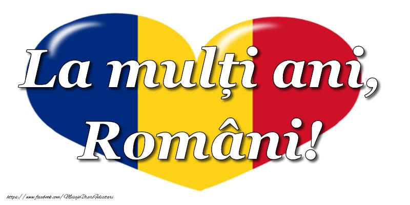 Felicitari de 24 Ianuarie - La mulți ani, Români!