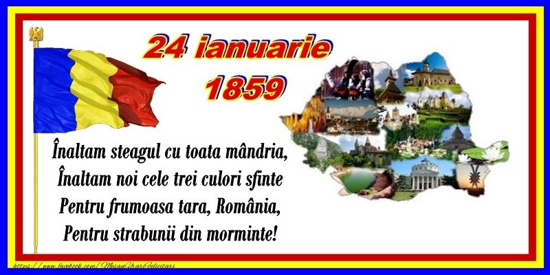 Traiasca Unirea! 24 ianuarie 1859