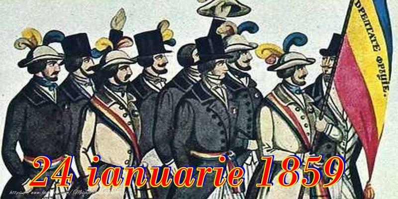 Felicitari de 24 Ianuarie - Traiasca Unirea! 24 ianuarie 1859 - mesajeurarifelicitari.com