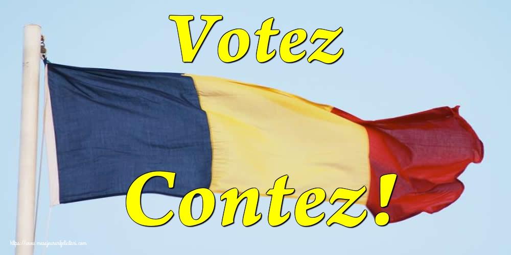Imagini Alegeri - Votez Contez!