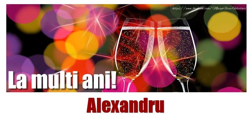 Felicitari de Sfantul Alexandru - La multi ani! Alexandru - mesajeurarifelicitari.com