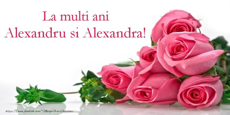 Top 10 felicitari de Sfantul Alexandru