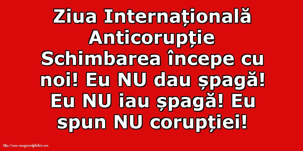 Imagini de Ziua Internațională Anticorupție - Ziua Internațională Anticorupție - mesajeurarifelicitari.com