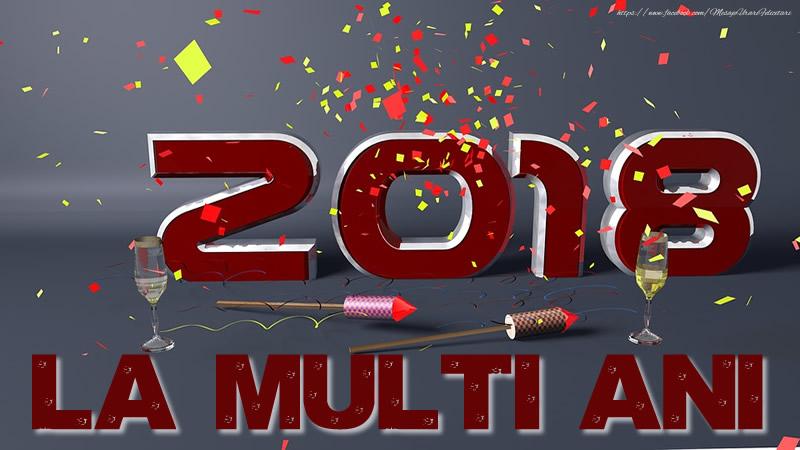 2018 - La multi ani