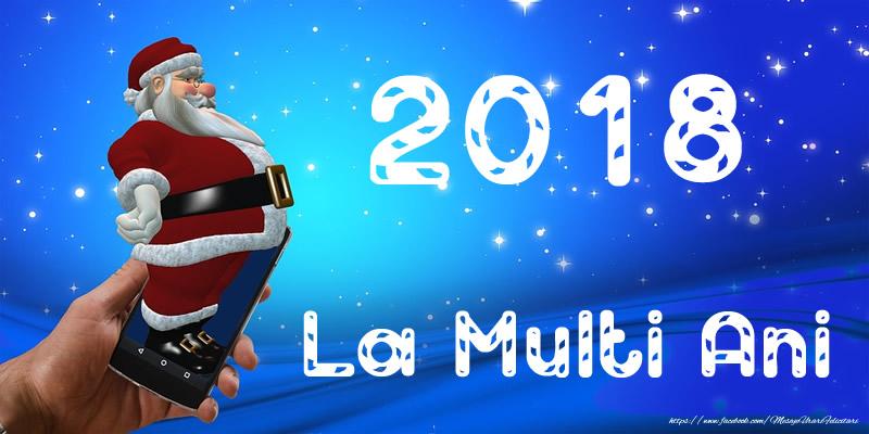Felicitari de Anul Nou 2018