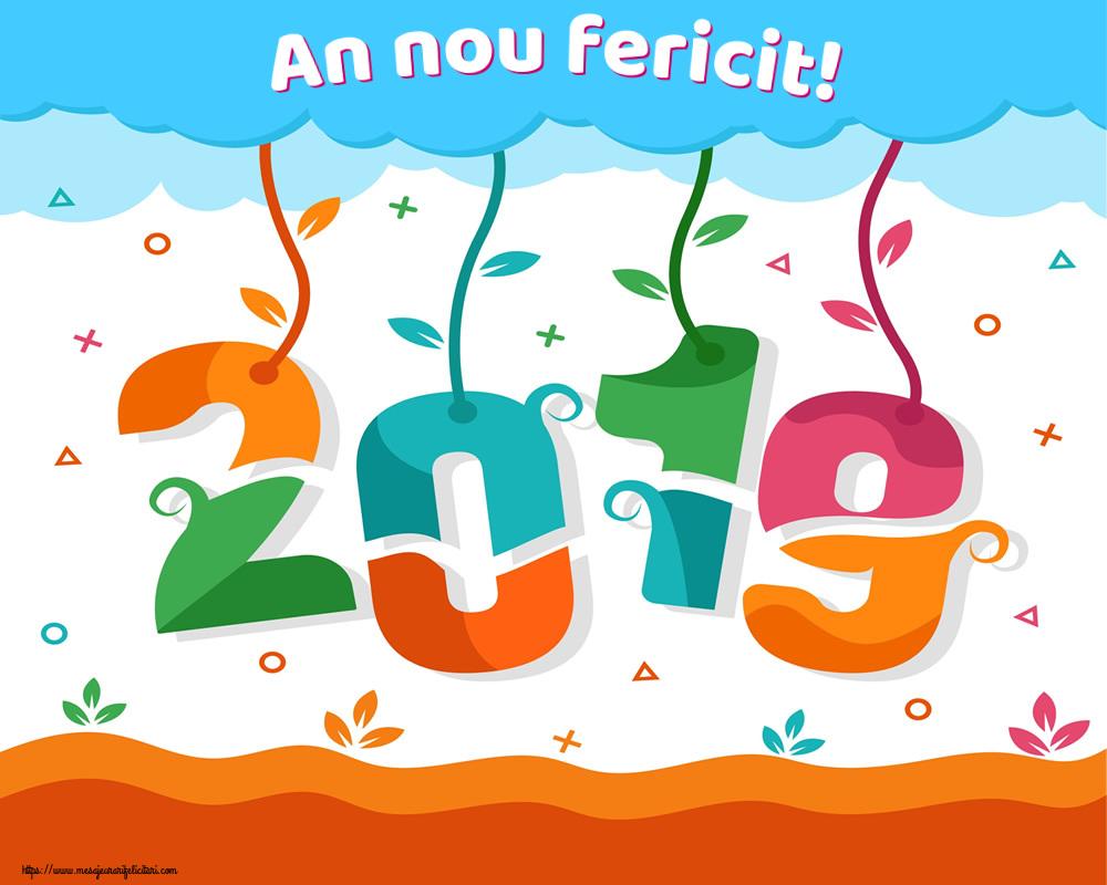 Felicitari de Anul Nou - An nou fericit!