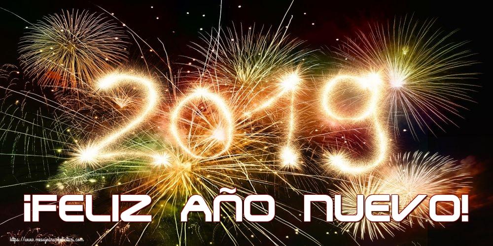 Felicitari de Anul Nou in Spaniola - ¡Feliz Año Nuevo!