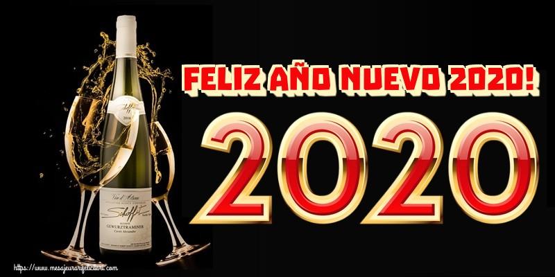 Felicitari de Anul Nou in Spaniola - Feliz Año Nuevo 2020!