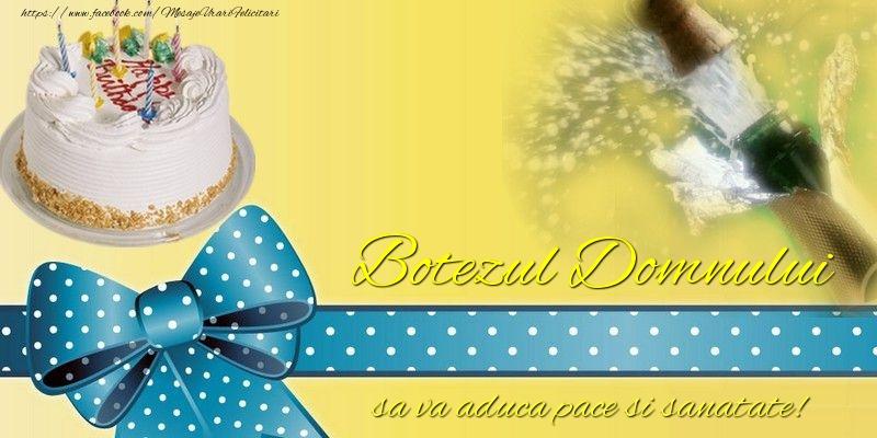 Felicitari de Boboteaza 2017