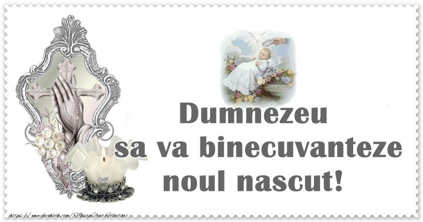 Botez Dumnezeu sa va binecuvanteze noul nascut!