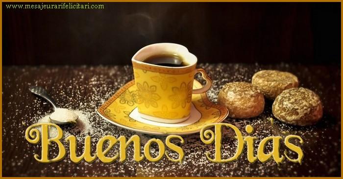 Felicitari de buna dimineata in Spaniola - Buenos Dias