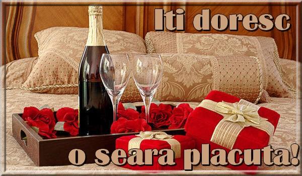 Cele mai apreciate felicitari de buna seara - Iti doresc o seara placuta!