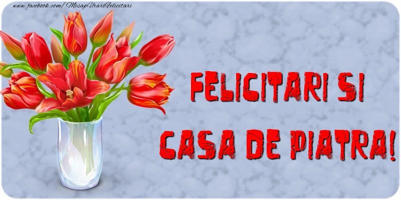 Felicitari de Casatorie - Felicitari si casa de piatra!