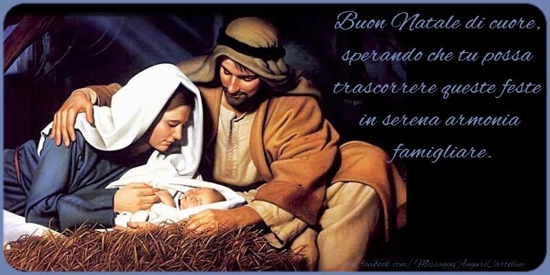 Felicitari de Craciun in Italiana - Auguri di Buon Natale!