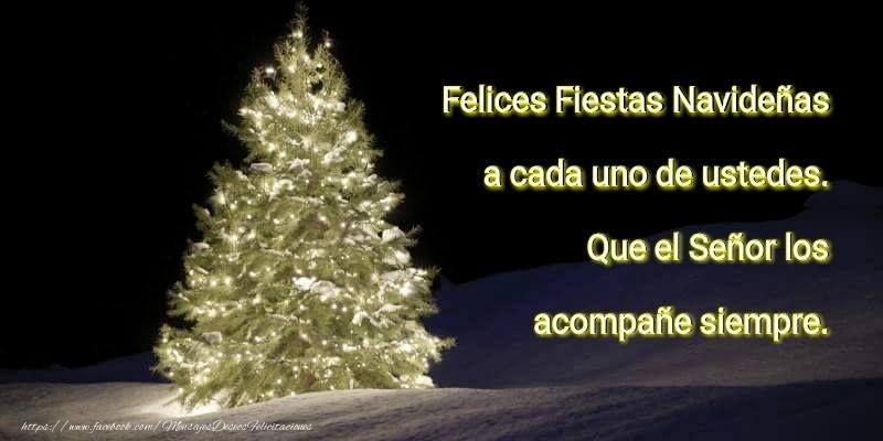 Felicitari de Craciun in Spaniola - Feliz Navidad!