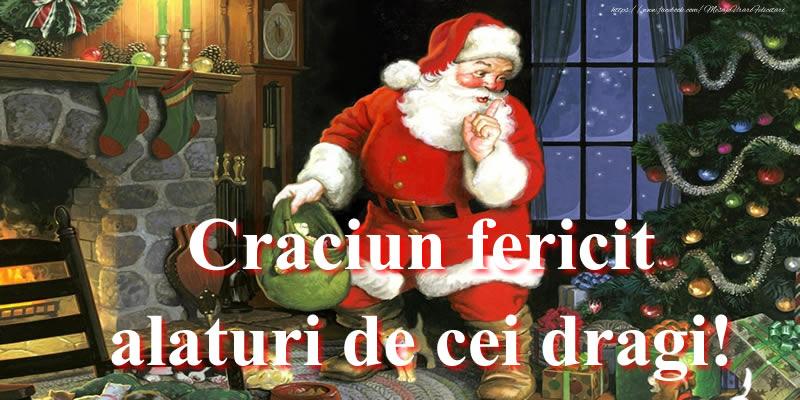 Cele mai apreciate felicitari de Craciun - Craciun fericit alaturi de cei dragi!