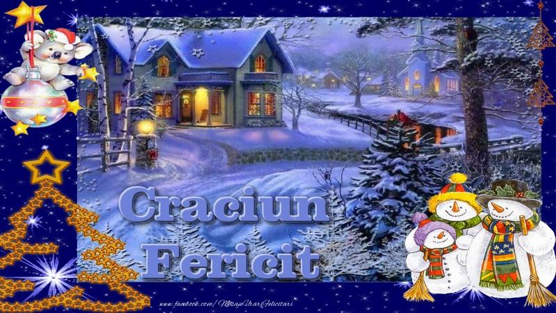 Felicitari de Craciun - Craciun Fericit - mesajeurarifelicitari.com