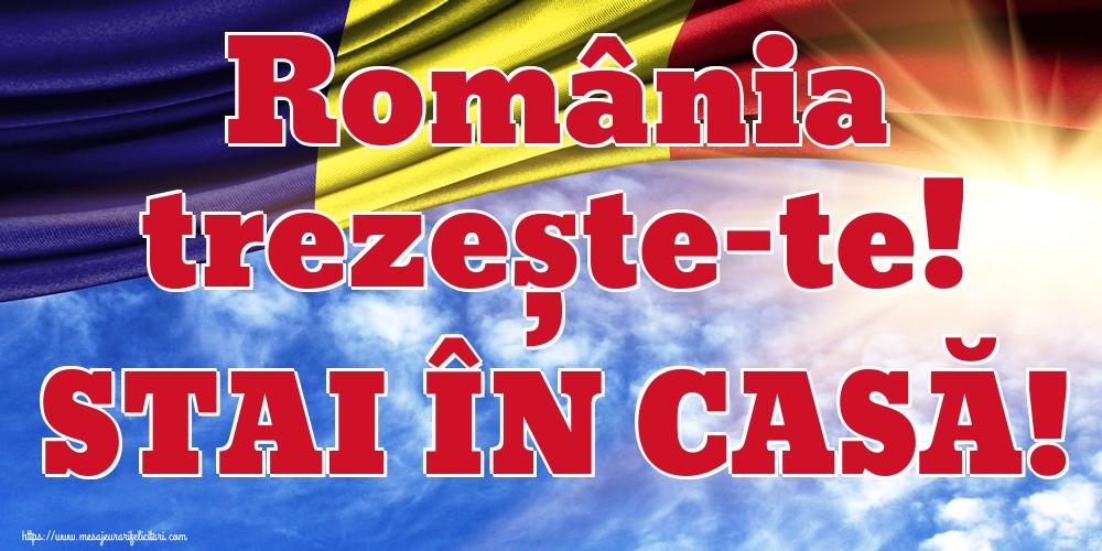 Criză România trezește-te! STAI ÎN CASĂ!