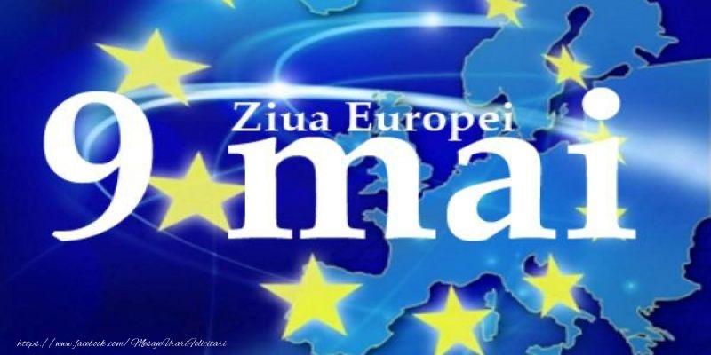 Felicitari Diverse - Ziua Europei - 9 Mai