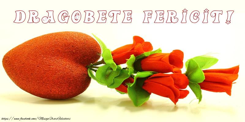 Felicitari de Dragobete - Dragobete Fericit! - mesajeurarifelicitari.com