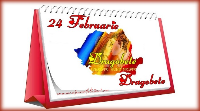 Cele mai apreciate felicitari de Dragobete - 24 Februarie - Dragobete