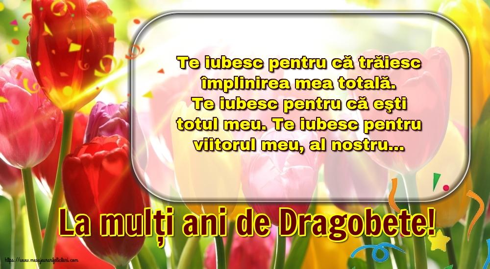 Felicitari de Dragobete - La mulți ani de Dragobete!