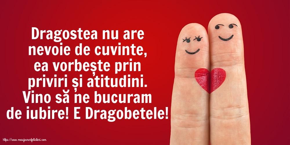 Felicitari de Dragobete - E Dragobetele!