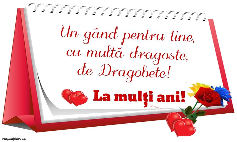 Felicitari de Dragobete - La mulți ani! - mesajeurarifelicitari.com
