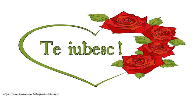 Dragoste Te iubesc!