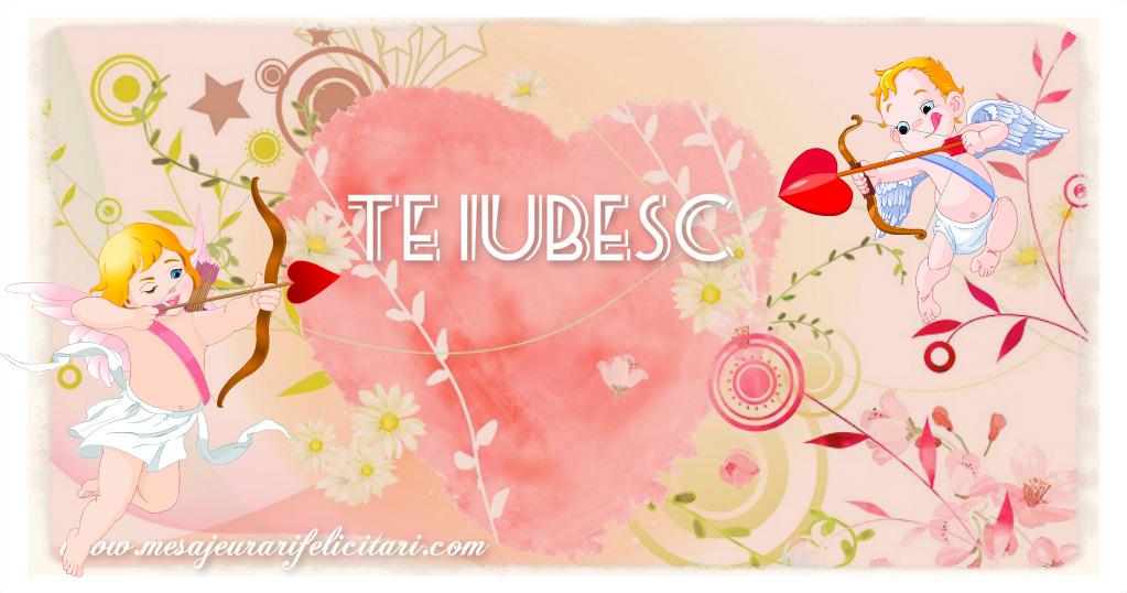 Felicitari de dragoste - Te iubesc - mesajeurarifelicitari.com