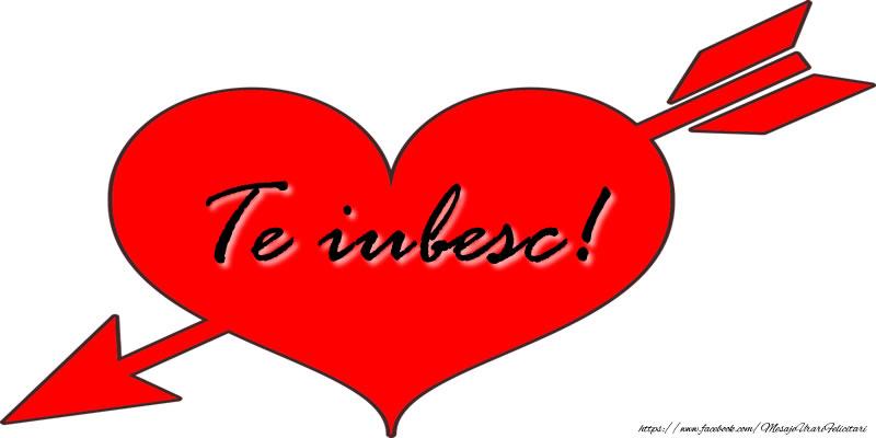 Felicitari de dragoste - Te iubesc!