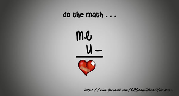 Felicitari de dragoste - do not match me - u = LOVE