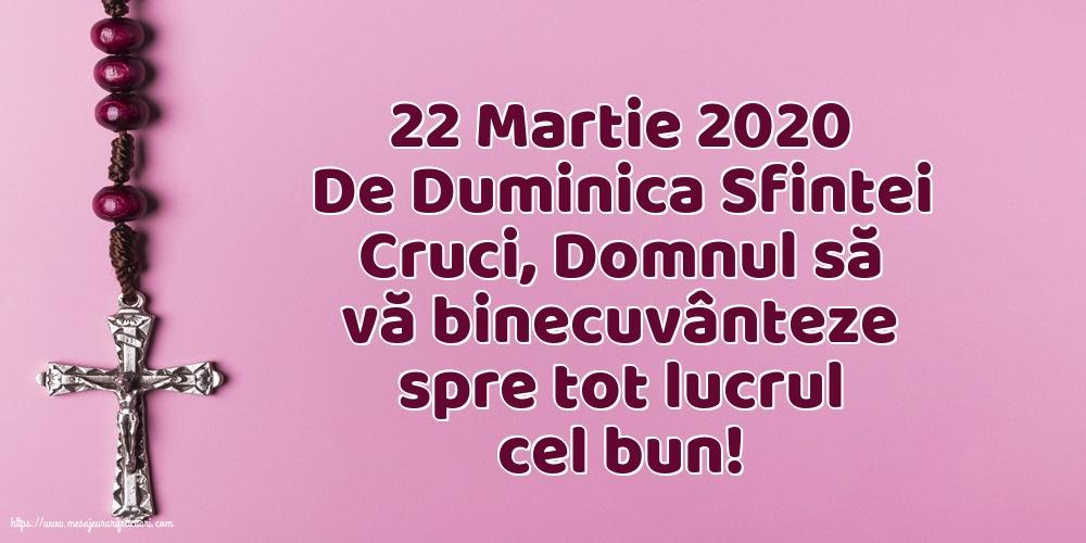 Imagini de Duminica Crucii - 22 Martie 2020 De Duminica Sfintei Cruci