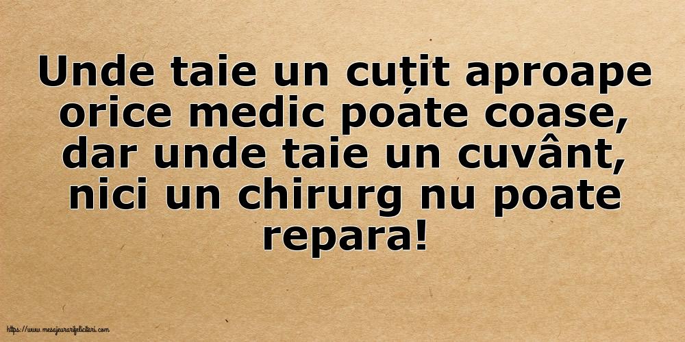 Imagini despre Familie - Unde taie un cuțit aproape orice medic poate coase - mesajeurarifelicitari.com