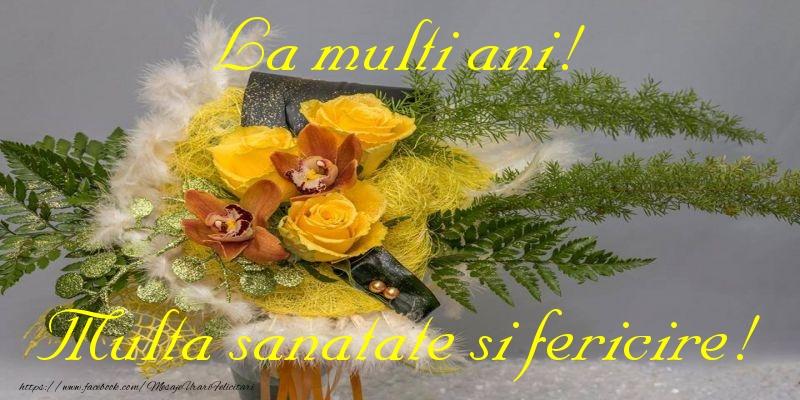 Cele mai frumoase felicitari cu flori